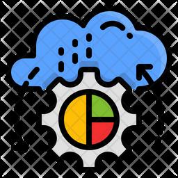 Analytics Processes Icon