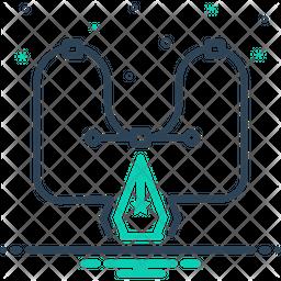 Anchor Point Icon
