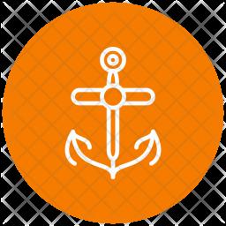 Anchor, Text, Anchor-text, Align-format Icon
