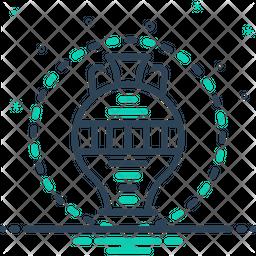 Ancient Line Icon
