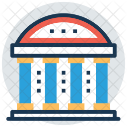 Ancient library Icon