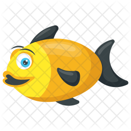 Anemone Fish Icon Of Flat Style Available In Svg Png Eps Ai Icon Fonts