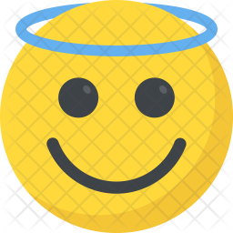 Angel Emoji Icon