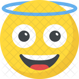 Angel Face Icon