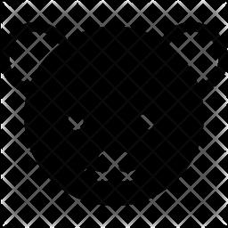 Animal Glyph Icon