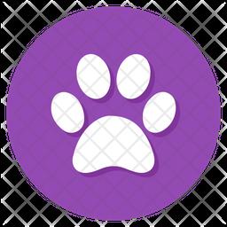 Animal Feet Icon
