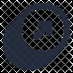 Animation flow Icon