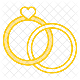 Anniversary ring Icon