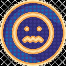 Annoyed Emoji Icon