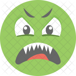 Annoyed Face Icon