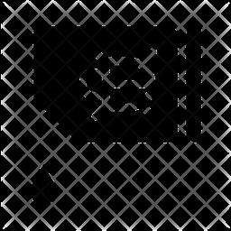 Anti Bug Glyph Icon