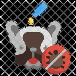 Anti Flea Icon