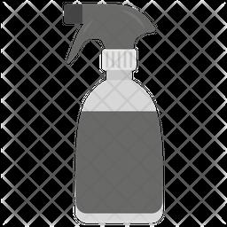 Anti Fly Spray Icon