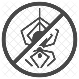 Anti Spider Icon