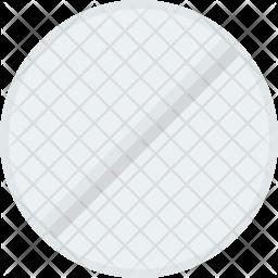 Antibiotic Flat Icon