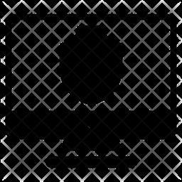 Antivirus Glyph Icon