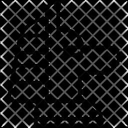 Anubis Line Icon