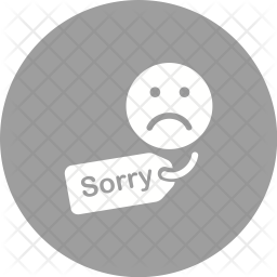 Apology Icon