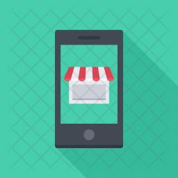 App, Store, Seo, Business, Startup, Marketing, Optimization Icon