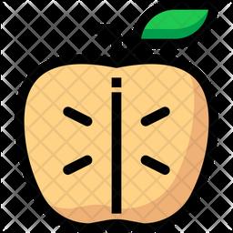 Apple slice Icon