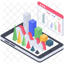 Application Analytics Vector Icon