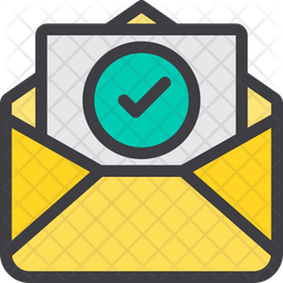 Approve Mail Icon