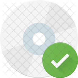 Approved disk Icon