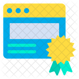 Approved Web Icon