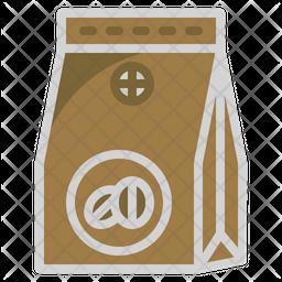 Arabica Bag Icon