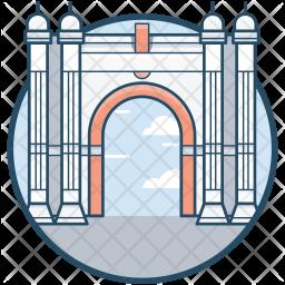 Arc de Triomf Icon