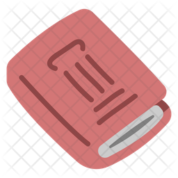 Archaeology history book Icon