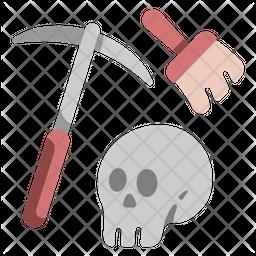 Archeology symbol Icon