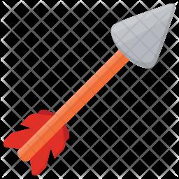 Archery Arrow Icon