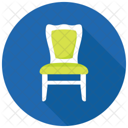 Armless Chair Icon