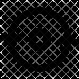 Arrow Around Icon