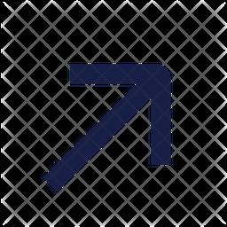 Arrow External Icon