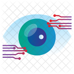 Artificial Eye Icon