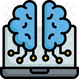 Artificial Laptop Icon