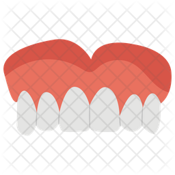 Artificial Teeth Icon