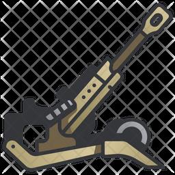 Artillery Cannon Icon