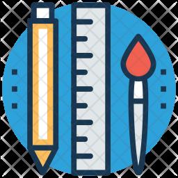 Artwork tools Icon