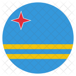 Aruba Flag Icon