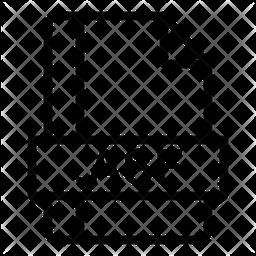 Asf Line Icon