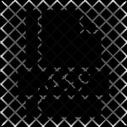 Asf Glyph Icon