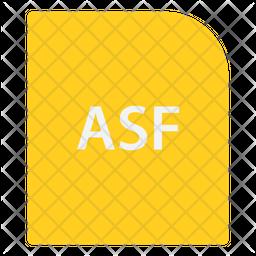 Asf Redirector File Flat Icon