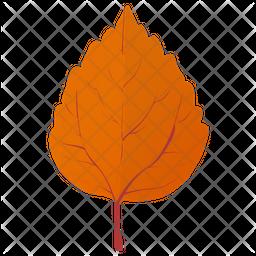 Aspen Leaf Icon