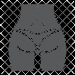 Ass Icon