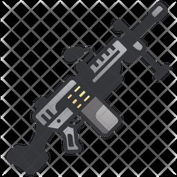 Assault Rifle Icon