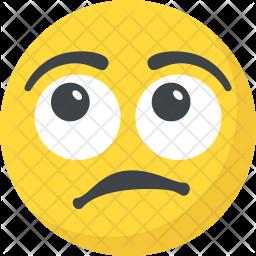 Astonished Face Icon