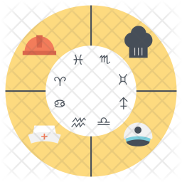 Astrological Signs Icon